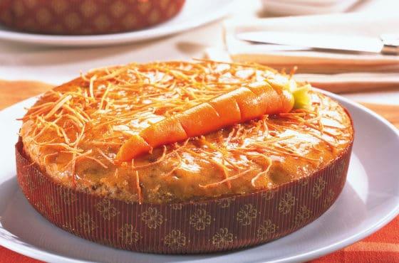 PM Carrot Cake