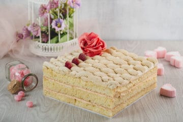 Creme Cake Vainilla